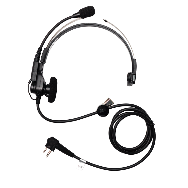 Motorola-Accessory-PMLN6538 Headset-Motorola PMLN6538 Lightweight Headset with Swivel Boom Microphone-Radio Depot