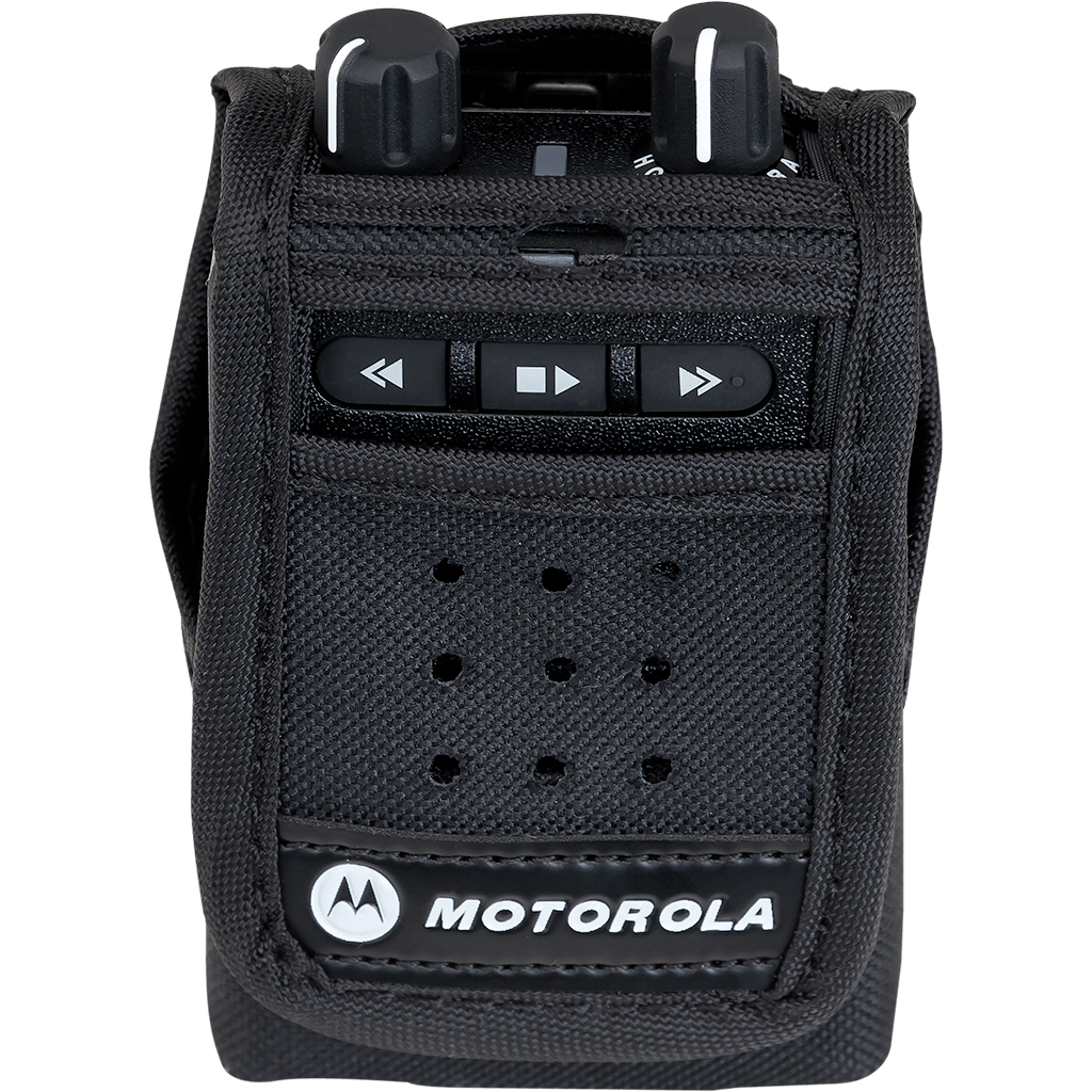 Motorola-Accessory-PMLN6725 Minitor VI Nylon Carry Case-Motorola PMLN6725 Minitor VI Nylon Carry Case-Radio Depot