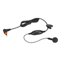 Motorola-Accessory-PMLN7156 Earbud-Mag One Earbud with in-line microphone and push-to-talk-Radio Depot