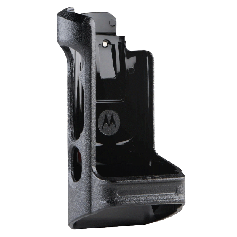 Motorola-Accessory-PMLN7901 Carry Holder-Motorola PMLN6102 Carry Holder, Plastic w/3 Inch Fixed Belt Loop Fits APX7000XE Radios, 1.5, 2.5 and 3.5 Models-Radio Depot