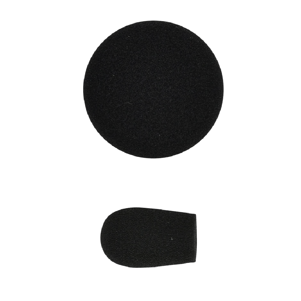 Motorola-Accessory-REX4648 Replacement Foam Earpad-Replacement Foam Earpad and Windscreen-Radio Depot