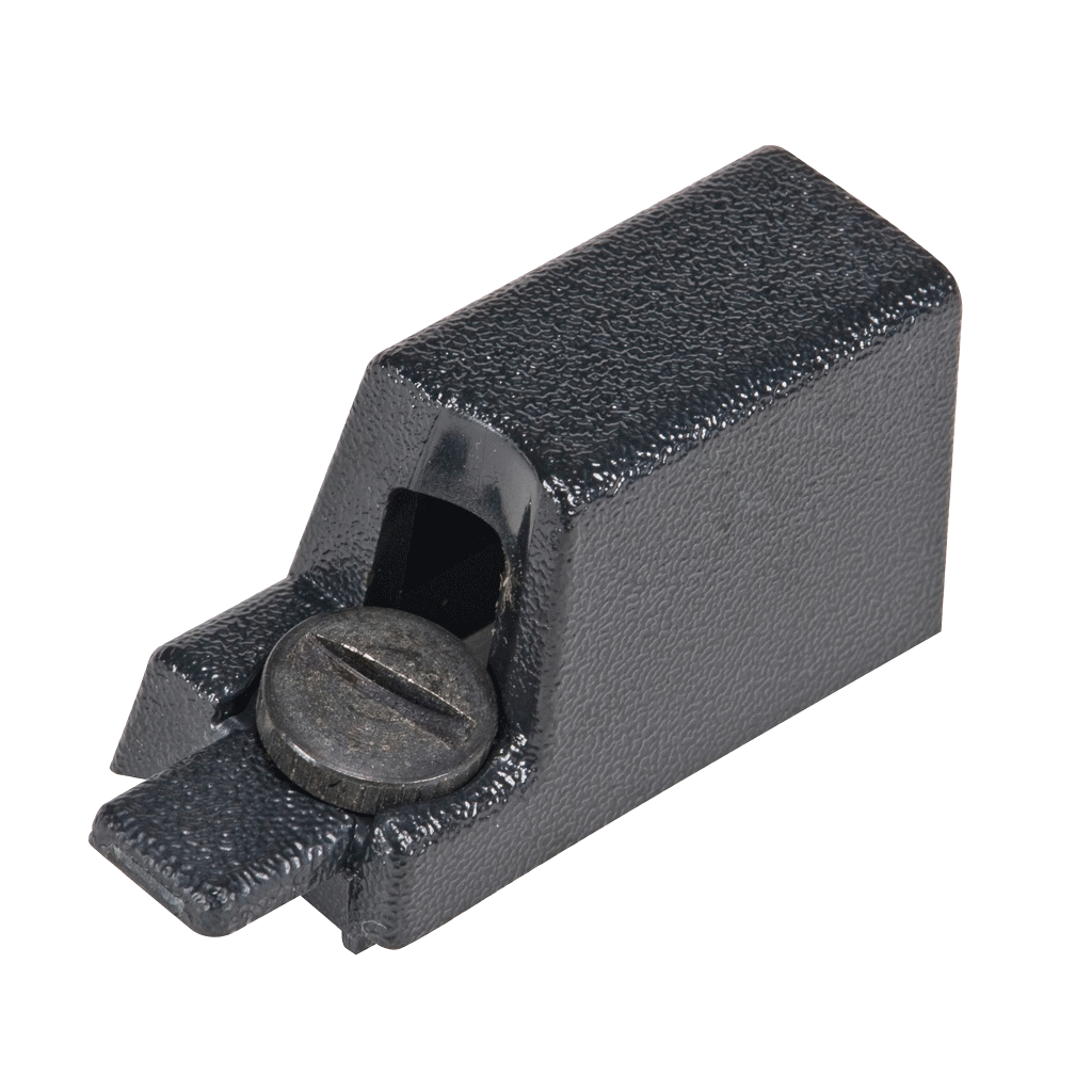 Motorola-Accessory-RLN5500 Audio Accessory Retainer-Motorola RLN5500 Audio Accessory Retainer provides strain relief on the radio's accessory connector when using an accessory. Especially recommended to prevent audio jack damage when using a speaker microphone.-Radio Depot