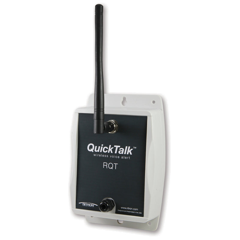 Quick Talk Voice Alerting Transmitter