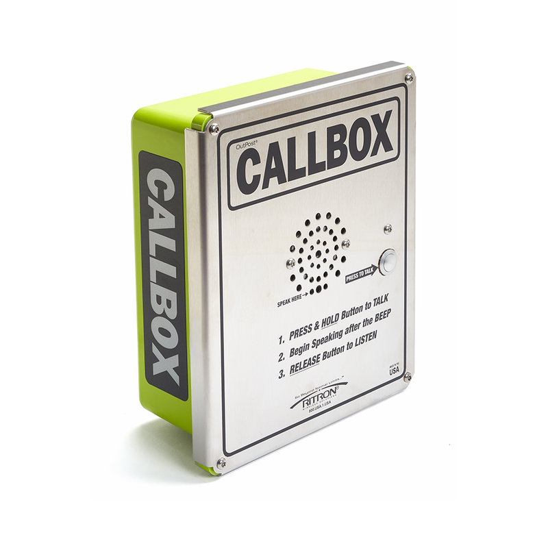 Ritron XT 7-Series Callbox