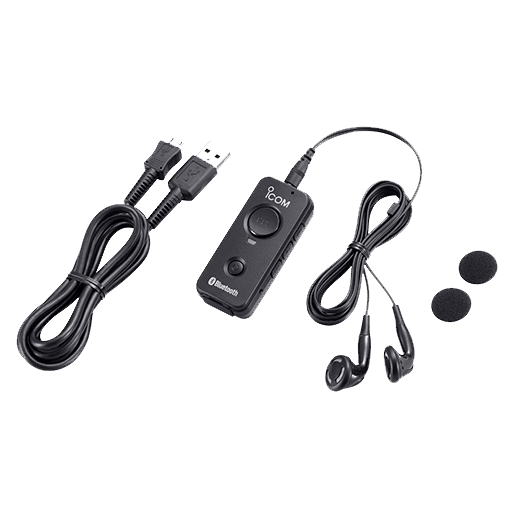 Icom-Accessory-ICOM VS3 Bluetooth Pendant Earpiece Microphone-ICOM VS3 Bluetooth Pendant Earpiece Microphone with PTT-Radio Depot