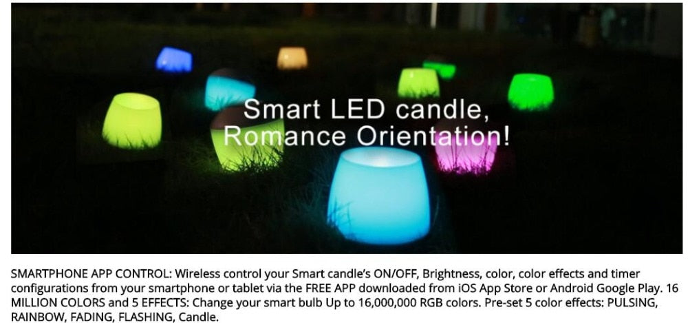 Smart Lights with Remote Control