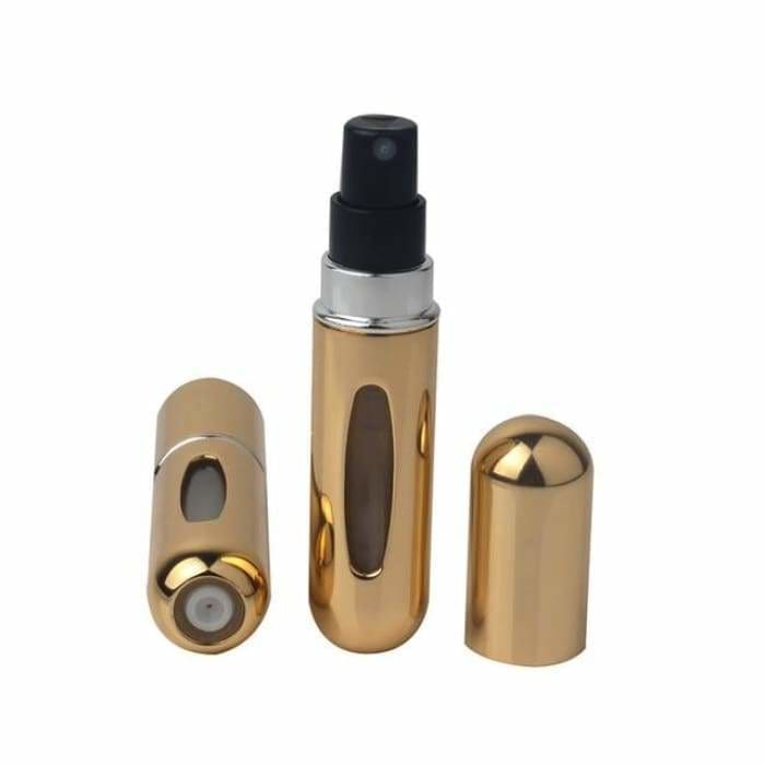 5ml Portable Mini Refillable Perfume Bottle With Spray Scent Pump - Bibra.Store