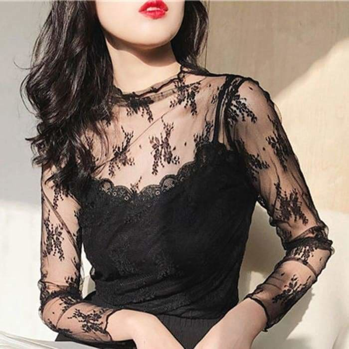 Black white off shoulder lace Nightgown Women Sexy Spaghetti Strap Patchwork Lingerie Dress Lace Sleepwear Sleepshirts Size S-XL