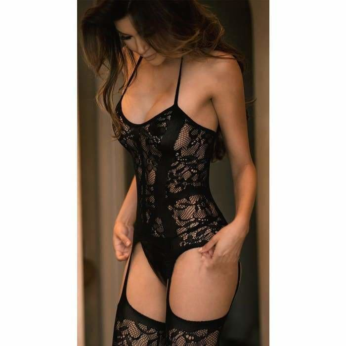 Lingerie Women Hot Erotic Baby Dolls Dress Women Teddy Underwear Sexy Costumes - lingerie