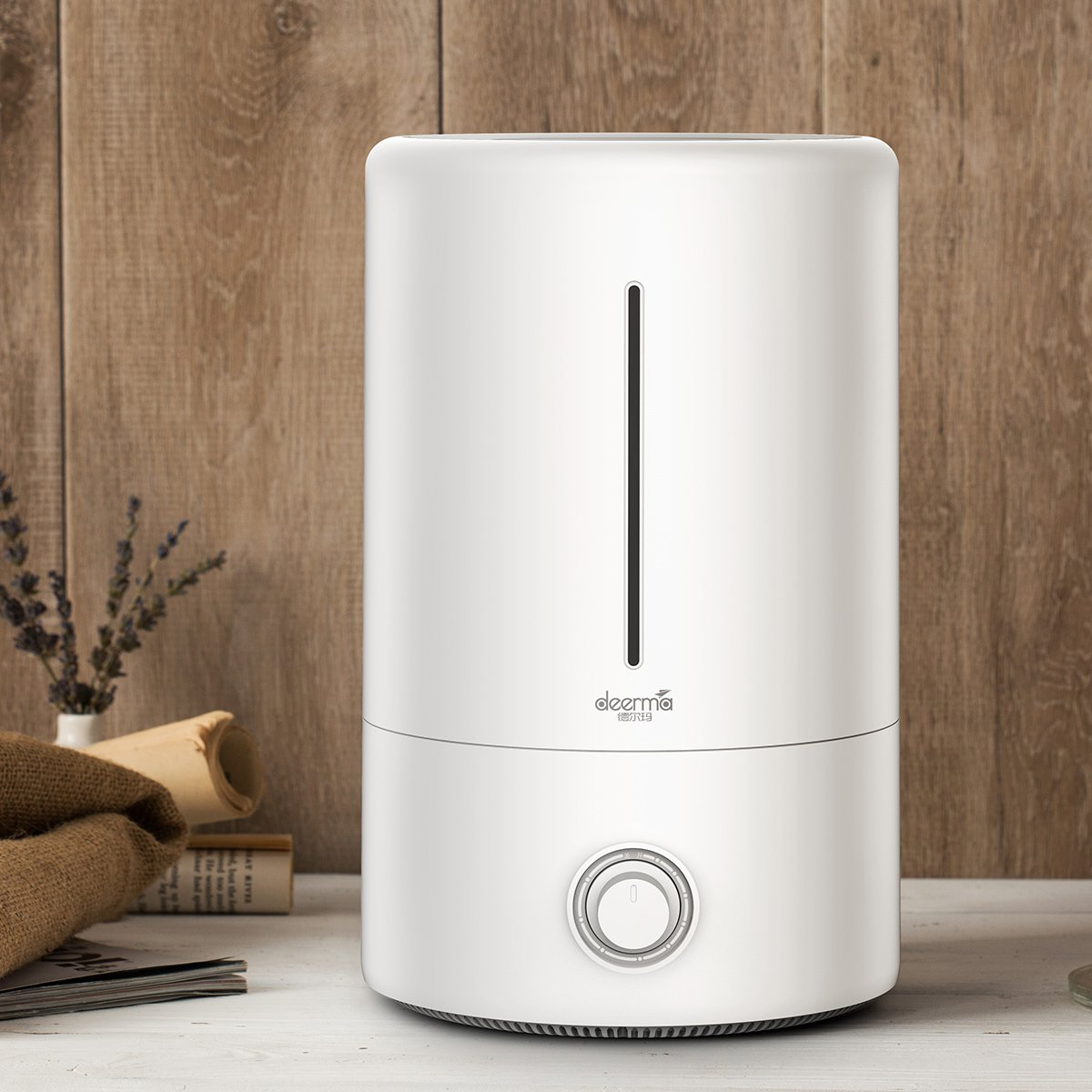 Deerma F628 5L High Capacity Ultrasonic Humidifier/ Aroma Oil/ SG Plug/ 1 Year SG Warranty
