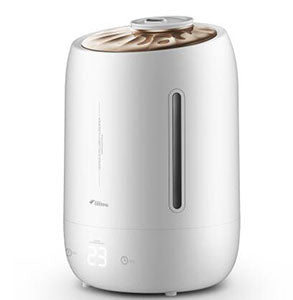Deerma F600 5L High Capacity Ultrasonic Humidifier/ Aroma Oil/ Timer/ SG Plug/ 1 Year SG Warranty