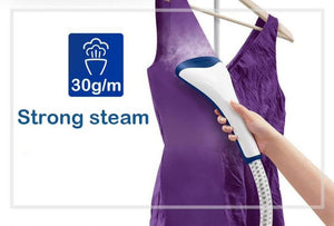 PHILIPS GC499 Easy Touch Garment Steamer/ Iron/ 1500W Single Power Level/ SG Plug/ 2 Years SG Warranty