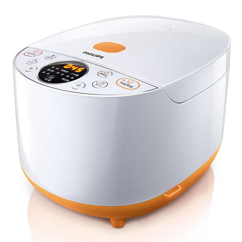 飞利浦/PHILIPS HD4514/00 4L (1.5L in SG Standard) Rice Cooker/ SG Plug/ 1 Year SG Warranty