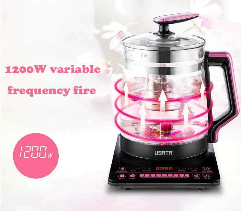 USATA 2L Electric Healthy Teapot/ Singapore Plug/ 1 Year Singapore Warranty