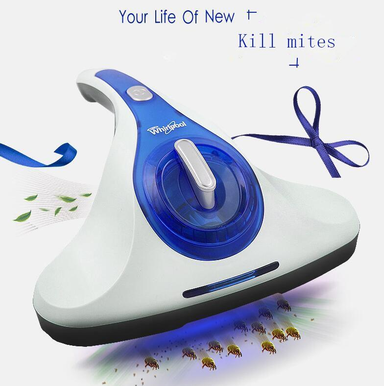 Whirlpool UV Mite killer/ Anti Dust Mite UV Vacuum Bed Cleaner/ SG Plug/ 1 Year Warranty/Red Color Only