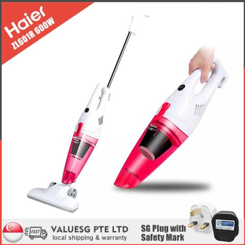Haier 2-in-1 Vacuum Cleaner/ 6m Power Cable/ 600W High Power/ Singpaore Plug/ SG Warranty