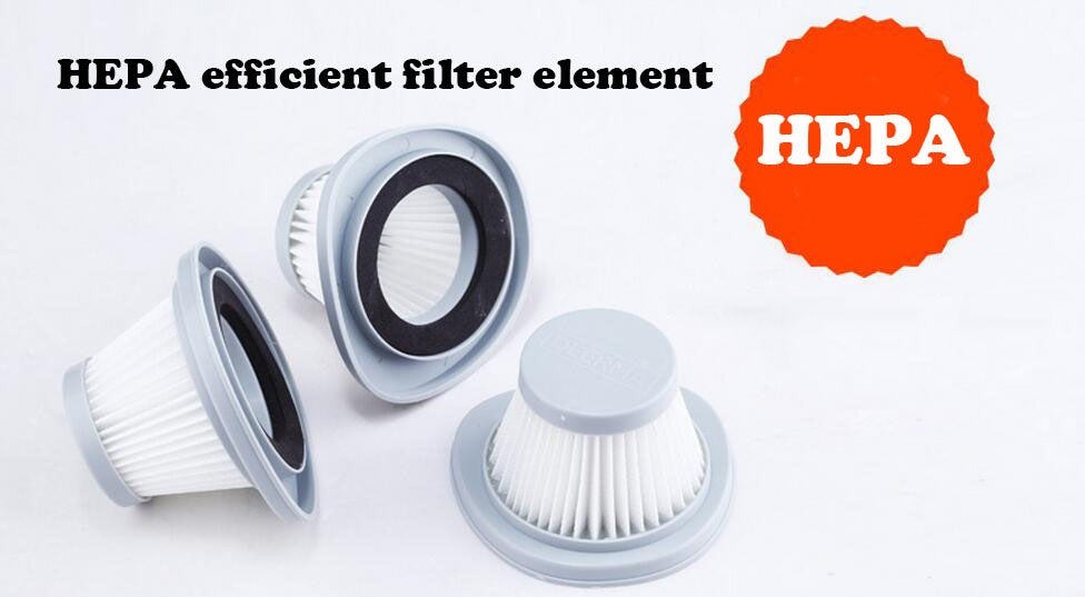【2 pcs】Lifepro Portable Vacuum Cleaner VC6000/ VC8000/ VC9000 Accessory Filter HEPA