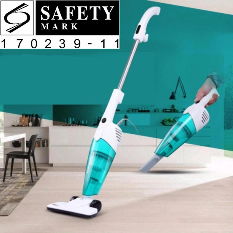 Lifepro VC6000 2-in-1 Portable Stick Vacuum Cleaner /FREE 2 FILTER/SG Plug/1 Year SG Warranty