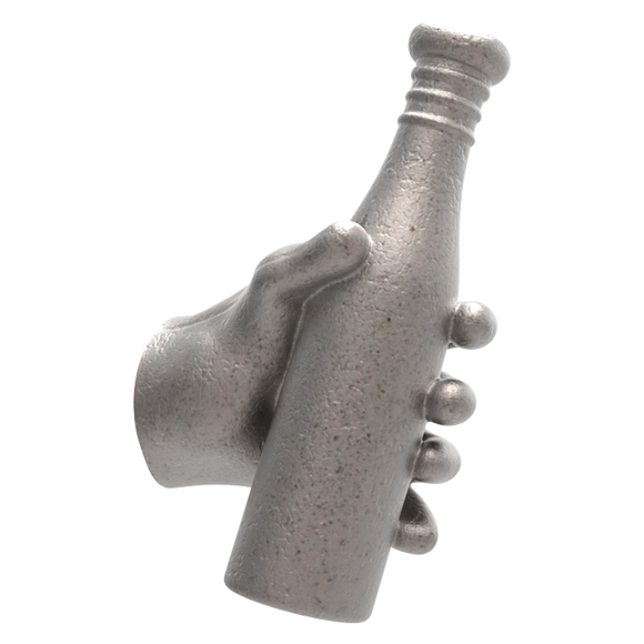 Hand of Glory - customizable modular magnetic hot-swap gaming miniatures, weapons, and items - Ale Bottle