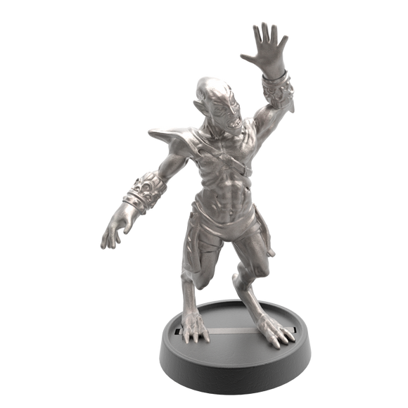 Hand of Glory - customizable modular magnetic hot-swap gaming miniatures, weapons, and items - Demon 32mm figure