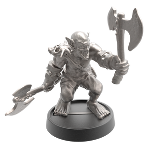 Hand of Glory modular magnetic gaming miniatures, weapons, and items - Goblin 32mm figure