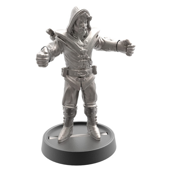 Hand of Glory - customizable modular magnetic hot-swap gaming miniatures, weapons, and items - Ranger 32mm figure
