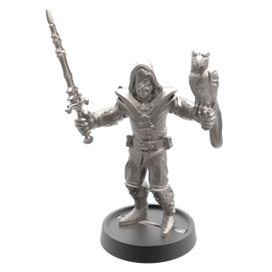 Hand of Glory modular magnetic gaming miniatures, weapons, and items - Ranger 32mm figure