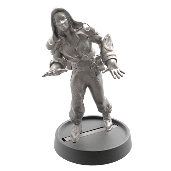 Hand of Glory - customizable modular magnetic hot-swap gaming miniatures, weapons, and items - Thief 32mm figure