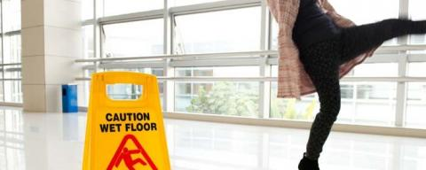 Slip and Fall Prevention