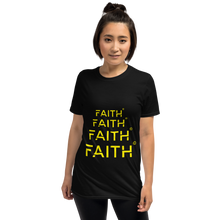 Load image into Gallery viewer, FAITH RIVER Short-Sleeve T-Shirt for women