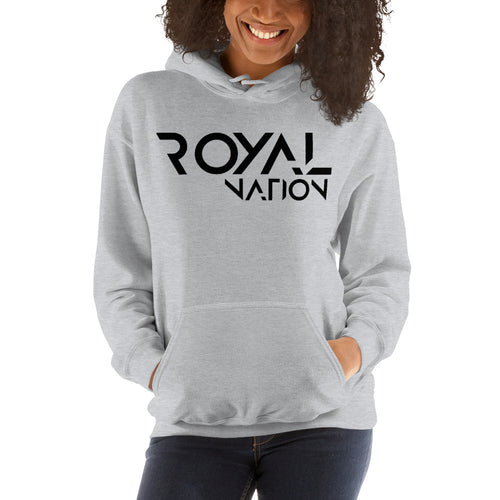 Royal Nation Hooded Sweatshirt Unisex