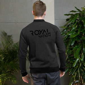 FIRE Royal Nation Bomber Jacket