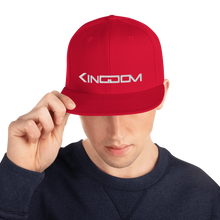 Load image into Gallery viewer, Kingdom Cross  - Snapback Hat
