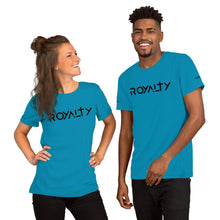Load image into Gallery viewer, Royalty Unisex Short-Sleeve Unisex T-Shirt