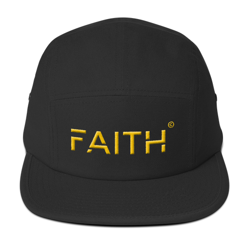 Faith Series - Five Panel Cap