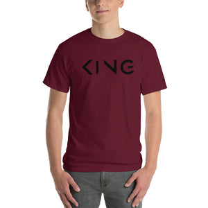 King Royalty Special Edition - Short-Sleeve T-Shirt - Double Sided