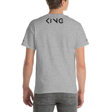 Load image into Gallery viewer, King Royalty Special Edition - Short-Sleeve T-Shirt - Double Sided