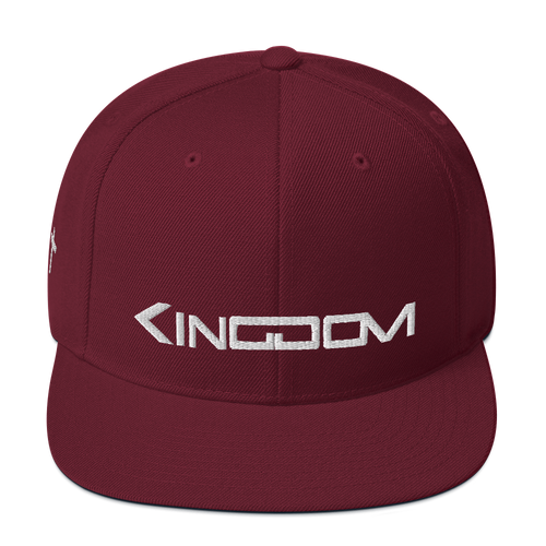 Kingdom Cross  - Snapback Hat