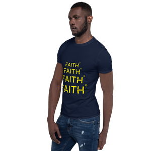 Faith River Short-Sleeve T-Shirt fir men