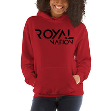 Load image into Gallery viewer, Royal Nation Hooded Sweatshirt Unisex