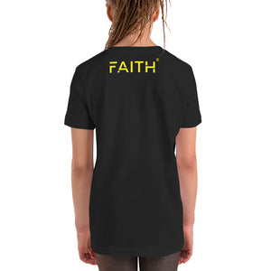 Faith Series - Children's Short Sleeve T-Shirt