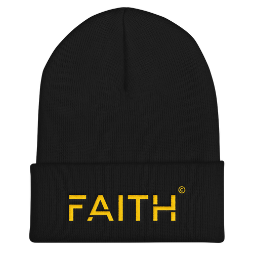 Faith Limited Edition - Cuffed Beanie