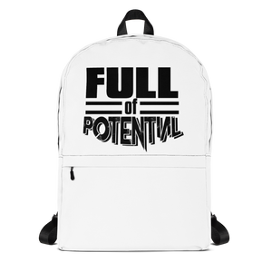 Full of Potential - Backpack