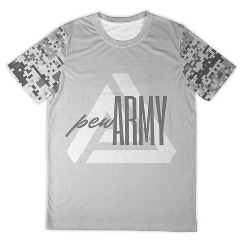 Pew Army Exclusive Camo Sleeve