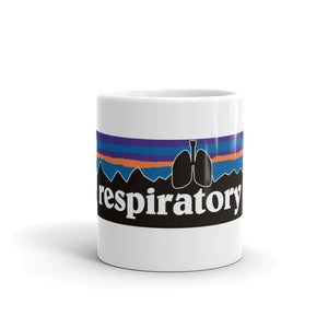 Respiratory Outdoors Premium Coffee Mug