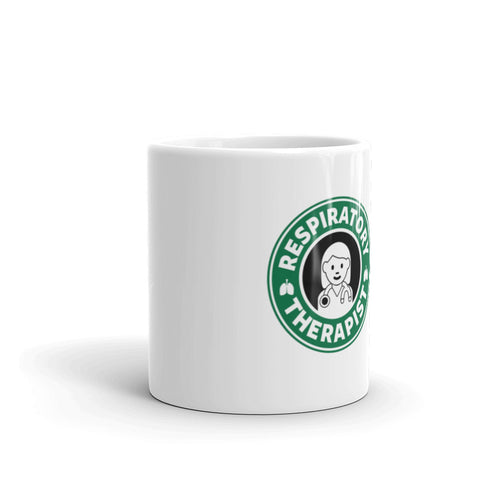 Respiratory Therapist Star Mockup Coffee Mug