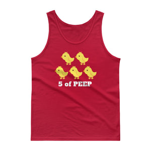 5 of PEEP Respiratory Therapist Tank Top