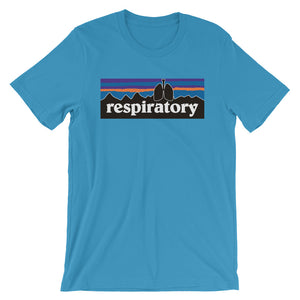 Respiratory Outdoors Premium T-Shirt