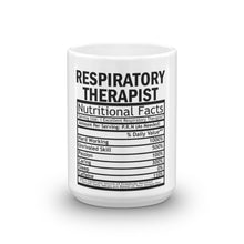 Load image into Gallery viewer, Respiratory Therapist Value Table Coffee Mug