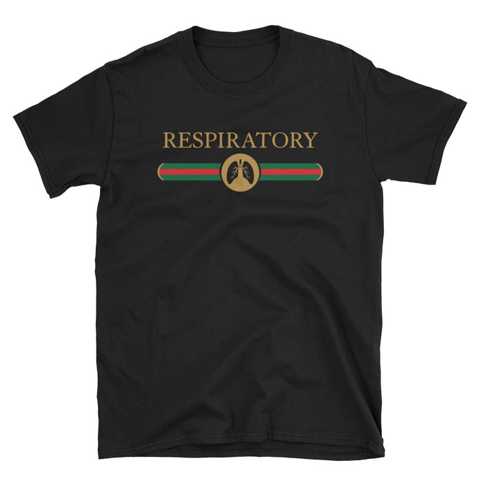 Respiratory Luxury Italian Short-Sleeve T-Shirt